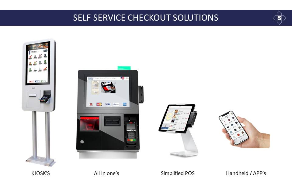 Self Service Check-outs